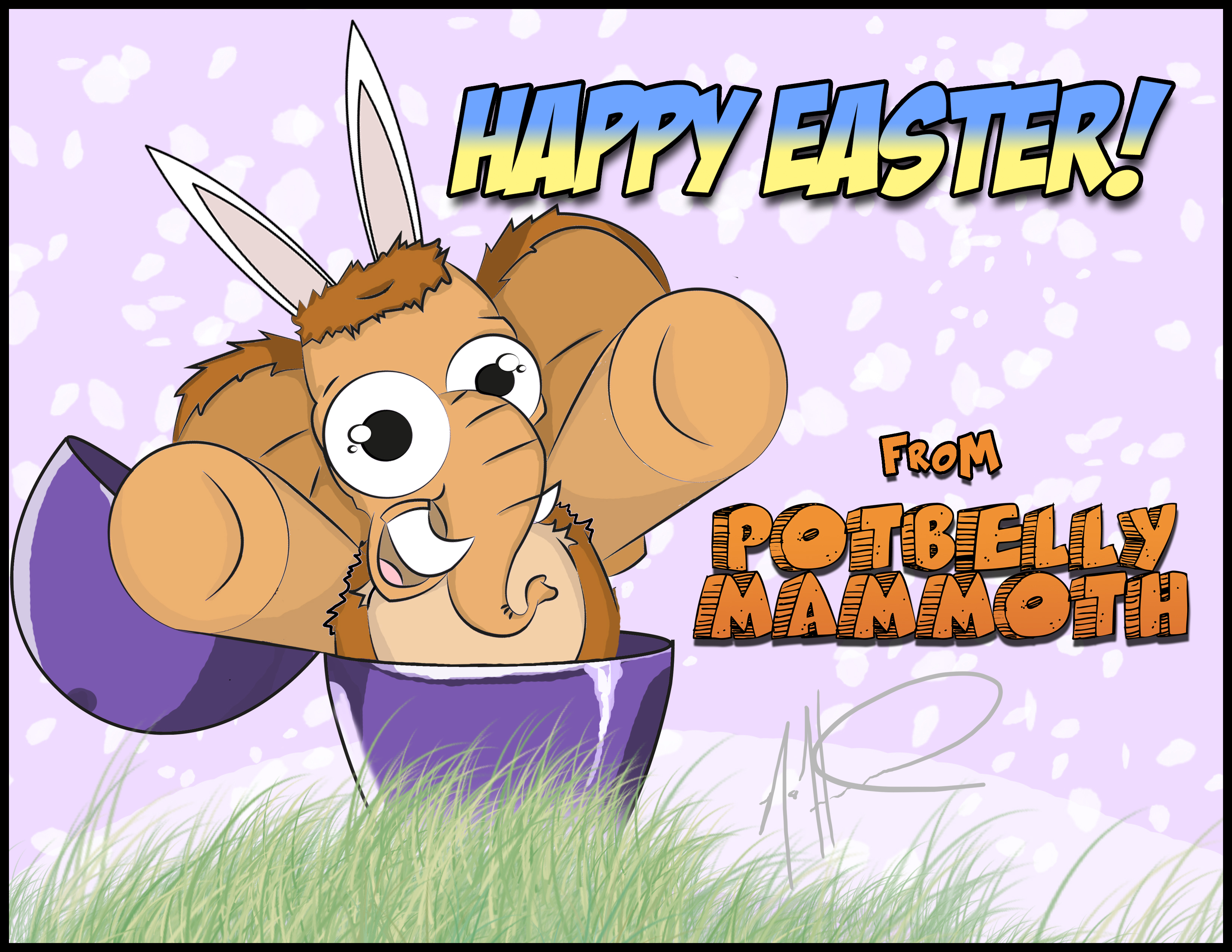 *Happy Easter*